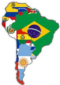 NLP South America