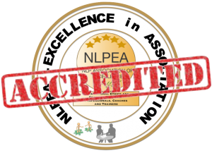 NLPEA Logo Accredited NLP & Coaching