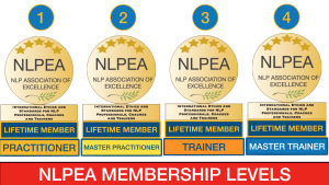 NLPEA - NLP & COACHING membership levels