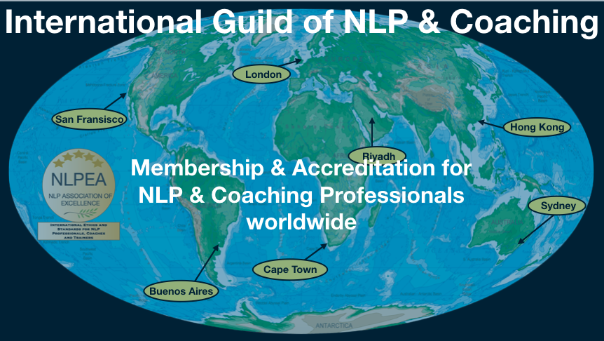 International Guild of Coaching & NLP -Accreditation for NLP & Coaching Professionals worldwide