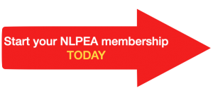Start your NLPEA membership TODAY