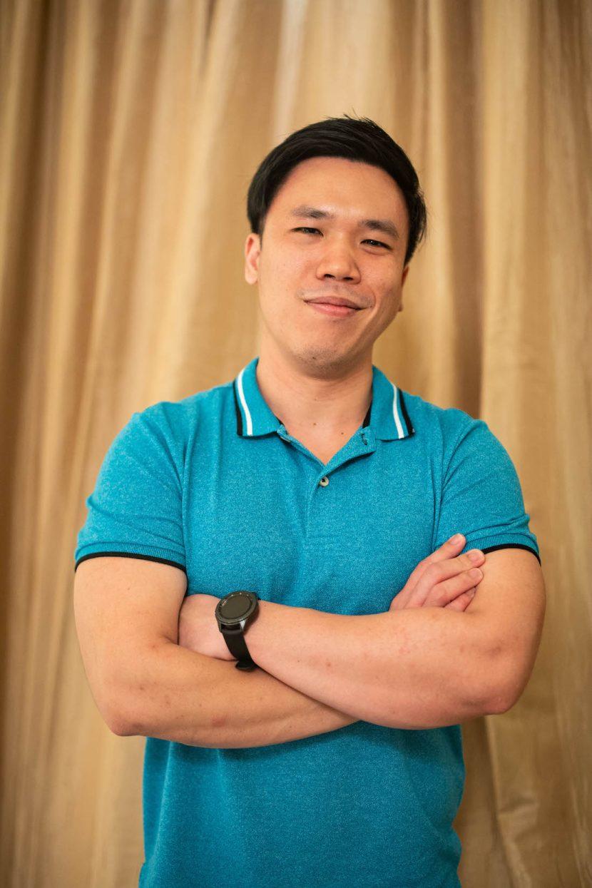 Darryl_Lim NLP Trainer